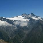 Grossglockner glacier Austria
