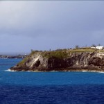 Bermuda from sea by MFairlady