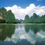Lijiang river, China