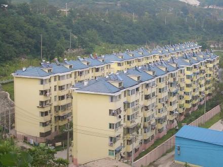 Tieshan solar water heaters