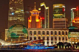 Shanghai skyline - PRC Offshore